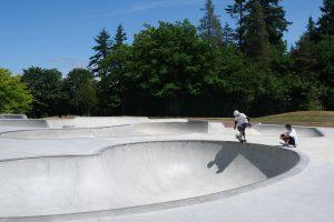 New West Skate Park